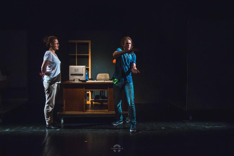 23.05.2015 - Proba spektaklu Elsynor - fot. Szymon Zdzieblo / www.tarantoga.pl